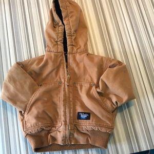 Canvas jacket size 4/5